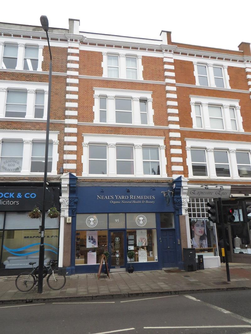 High Street Wimbledon, London - Andrew Scott Robertson